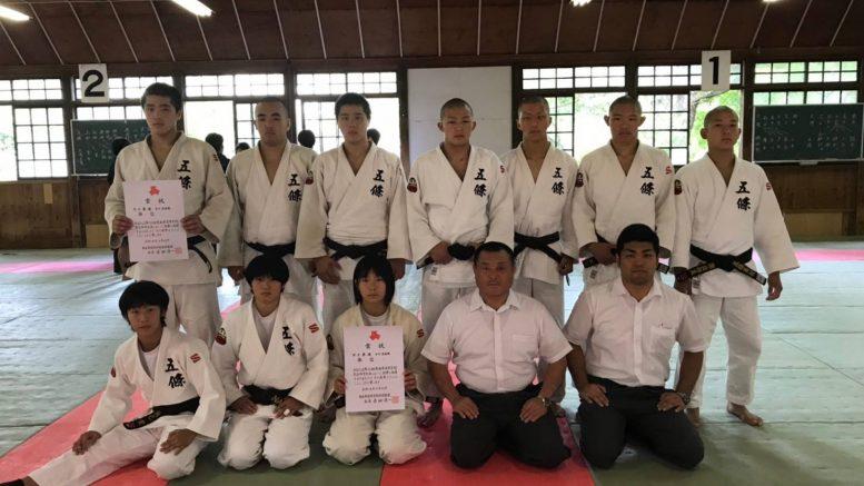 2019奈良県高校総体柔道