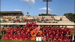 五高サッカー部 第98回全国高校サッカー選手権奈良県予選